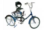 Велосипед реабилитационный трехколесный